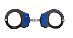 ASP Blue Line Ultra Cuffs, Chain (Aluminum Bow)
